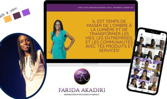 Farida Akadiri - Leader of Your Life Days - LYLi Days