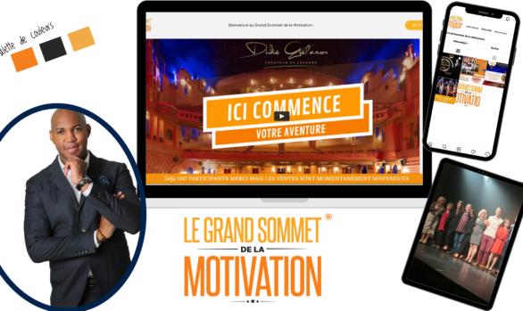Didié Gelanor - Le Grand Sommet de la Motivation