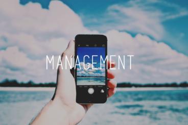 Etape 3 : Management