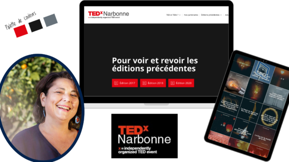 Sandrine May - TEDxNarbonne