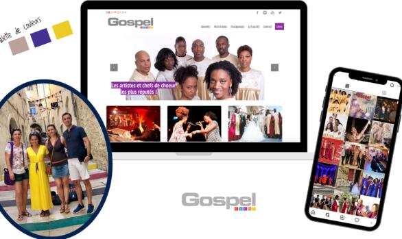 Alain Dandonneau - Gospel Event