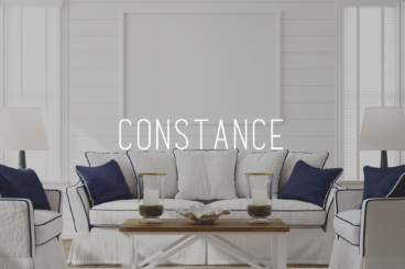 Etape 3 : Constance