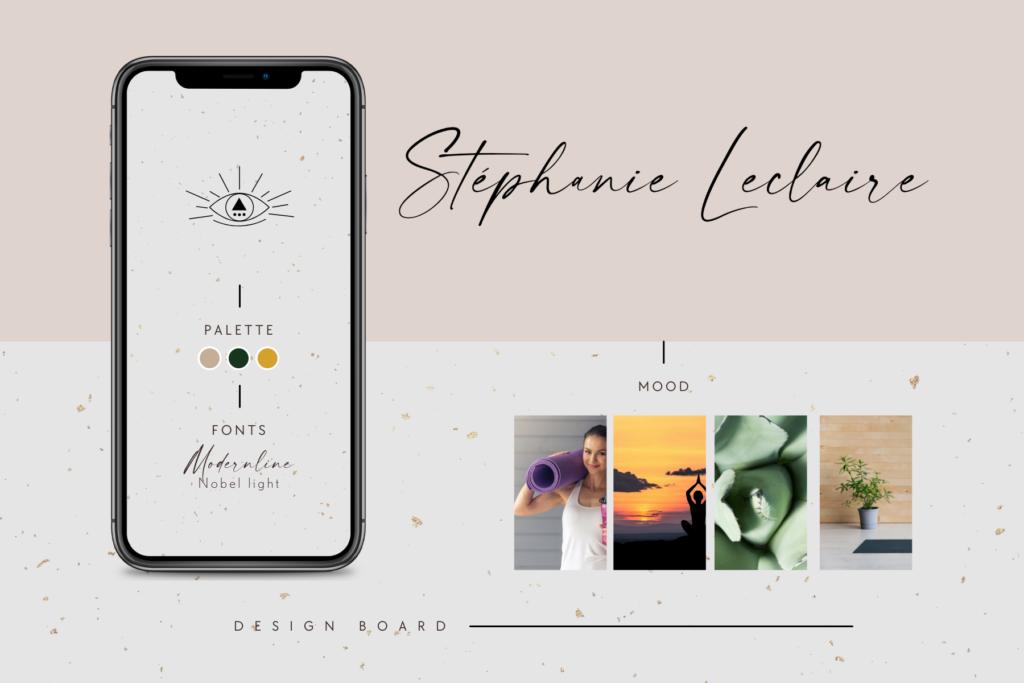 Stephanie Leclaire